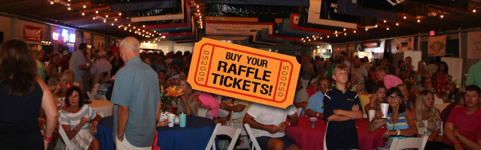 Pirate's Cove Billfish Tournament Charity Raffle